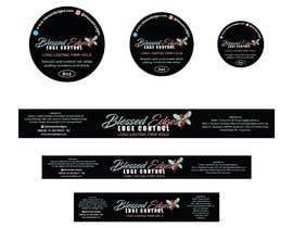 Nro 11 kilpailuun 31307// 2 label designs// 6 different sizes käyttäjältä rusirumadhushan1