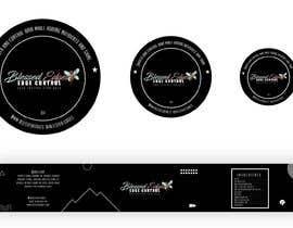 Nro 19 kilpailuun 31307// 2 label designs// 6 different sizes käyttäjältä Nahidemdad