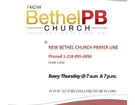 #2 for Prayer Line Flyer by jhnsayn
