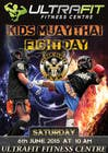 Graphic Design Contest Entry #11 for Design a Flyer for KIDS FIGHT DAY