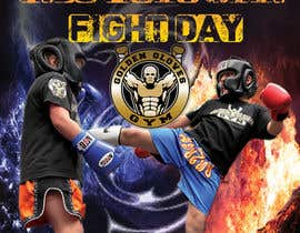 #11 para Design a Flyer for KIDS FIGHT DAY por arun6it