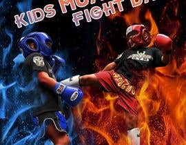 #16 para Design a Flyer for KIDS FIGHT DAY por Monkey777