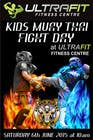 Graphic Design Contest Entry #4 for Design a Flyer for KIDS FIGHT DAY