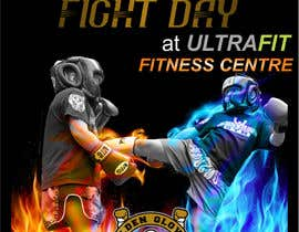 #6 para Design a Flyer for KIDS FIGHT DAY por andrei215