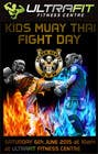Graphic Design Contest Entry #14 for Design a Flyer for KIDS FIGHT DAY