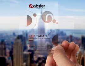 Nro 324 kilpailuun Design transparent business card käyttäjältä skrprohallad84