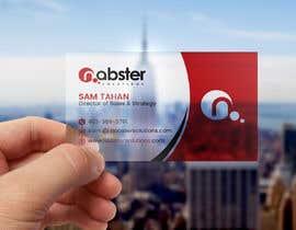 Nro 405 kilpailuun Design transparent business card käyttäjältä habibabgd