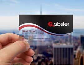 Nro 407 kilpailuun Design transparent business card käyttäjältä habibabgd