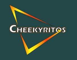 Nro 4 kilpailuun Create a NEW logo that looks like the DORITOS logo but reads CHEEKYRITOS käyttäjältä Mrvicky7