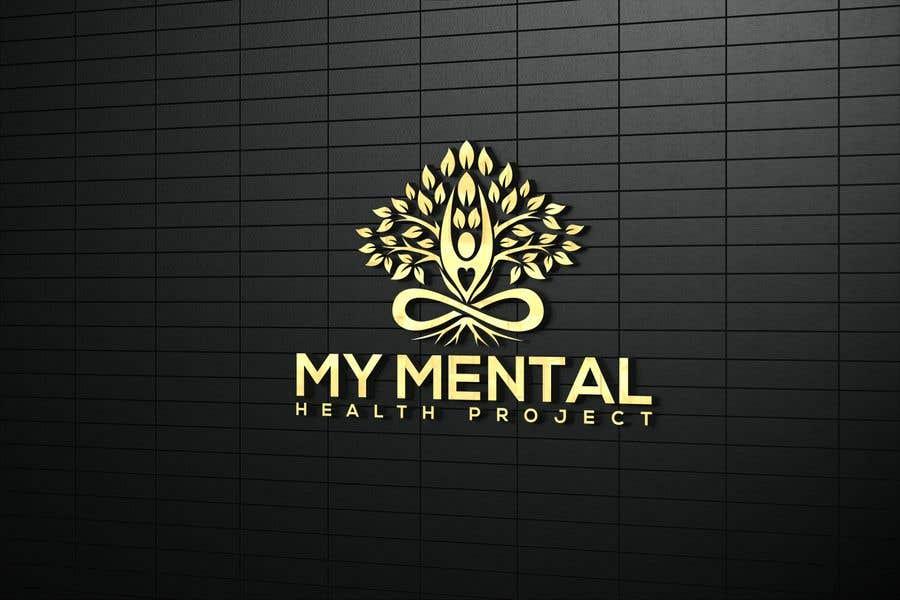 """Konkurrenceindlæg #                                        536                                      for                                         Logo """"My Mental Health Project"""""""