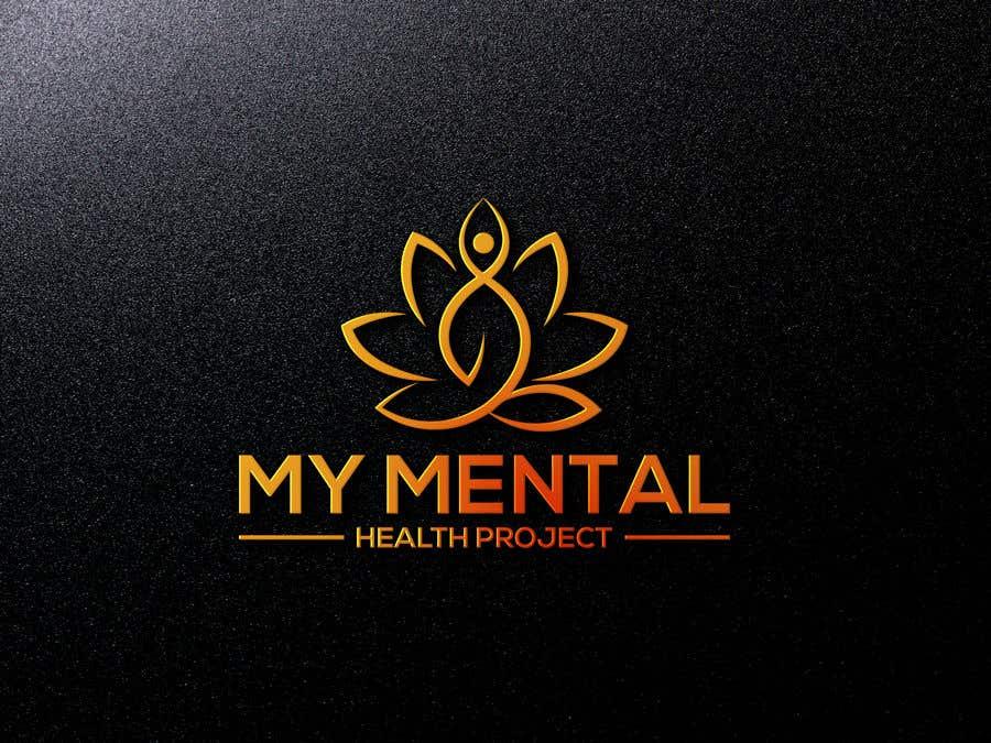 """Konkurrenceindlæg #                                        526                                      for                                         Logo """"My Mental Health Project"""""""
