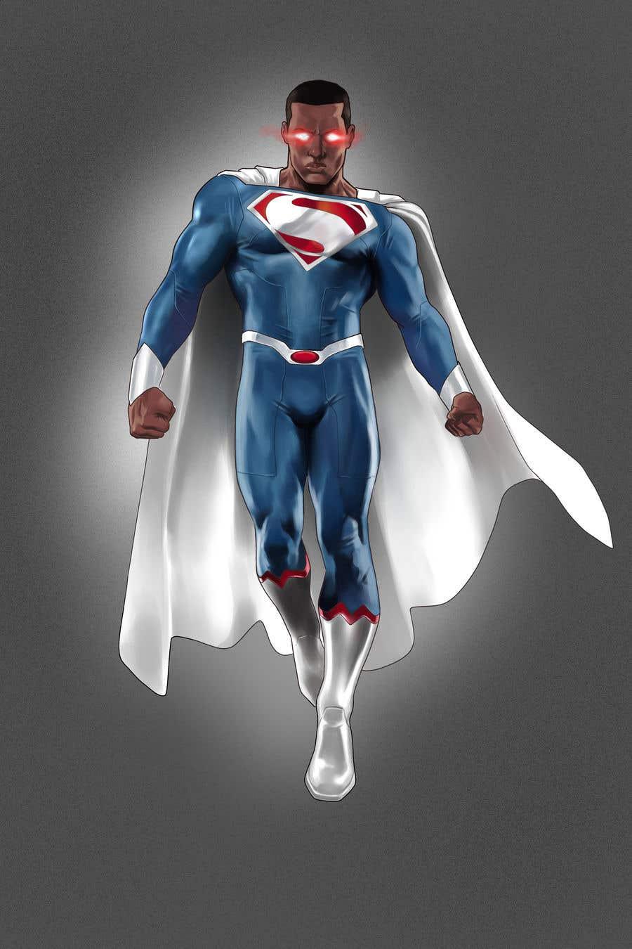 Inscrição nº                                         14                                      do Concurso para                                         Recreate 3 Superheroes - High Quality Photoshop or Illustrator Art