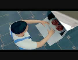 #1 para Animation of preparing particular food items por smitokhair08