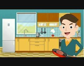 #2 para Animation of preparing particular food items por Sarumal