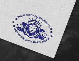 #3 untuk Logo need for Lions club for local team oleh ahmedyahya55