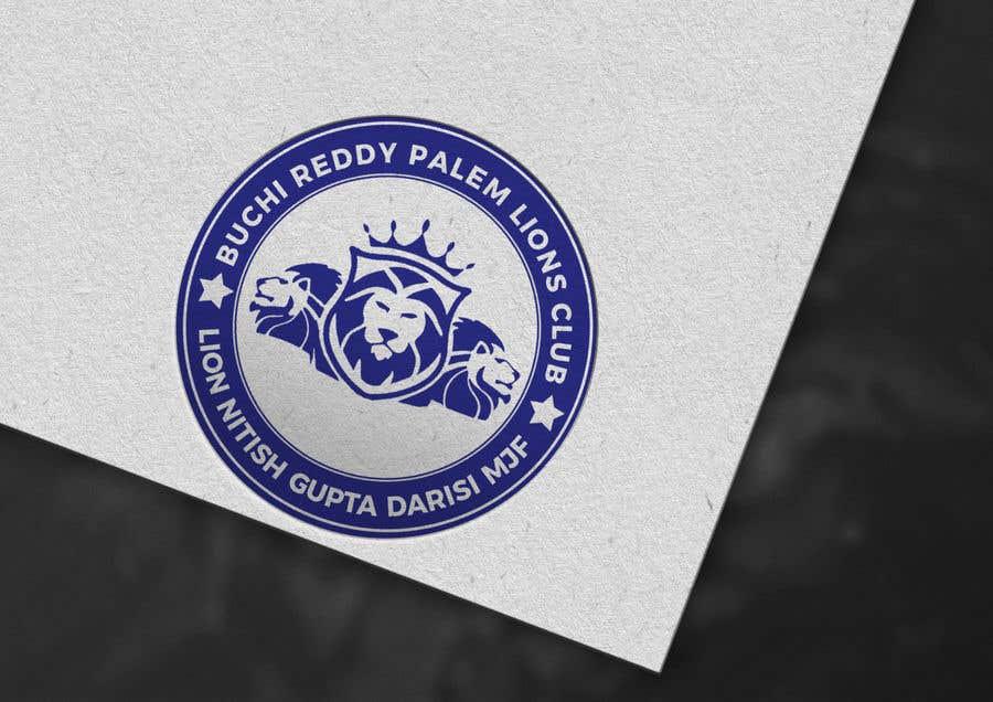 Penyertaan Peraduan #                                        6                                      untuk                                         Logo need for Lions club for local team