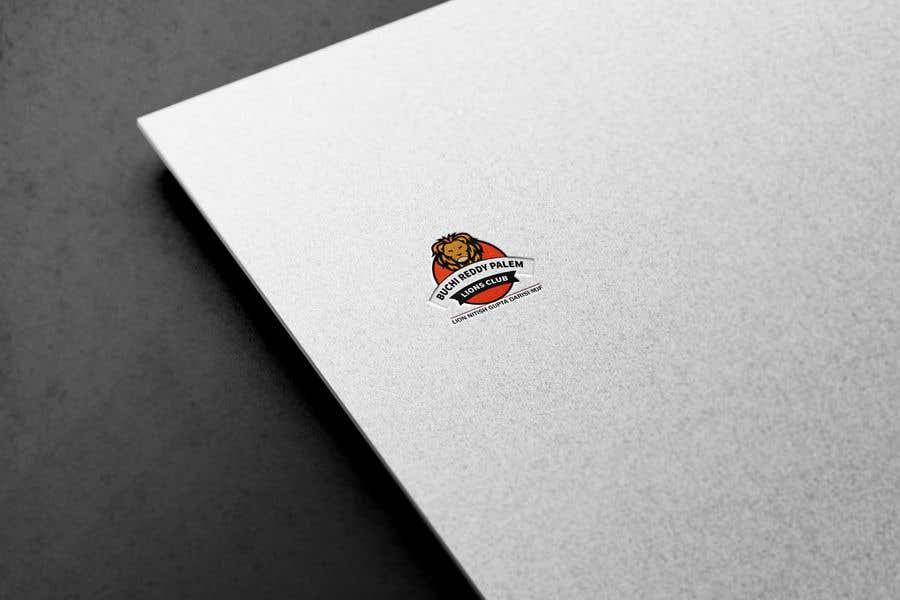 Penyertaan Peraduan #                                        5                                      untuk                                         Logo need for Lions club for local team