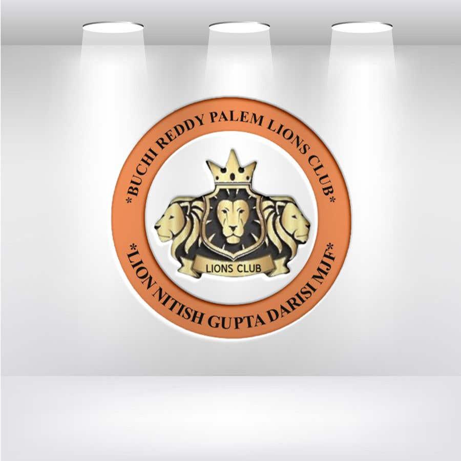 Penyertaan Peraduan #                                        26                                      untuk                                         Logo need for Lions club for local team