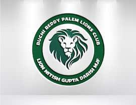 #47 untuk Logo need for Lions club for local team oleh ansonrocksno1