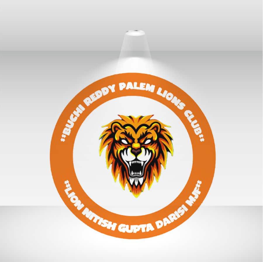 Penyertaan Peraduan #                                        51                                      untuk                                         Logo need for Lions club for local team