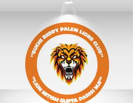 #51 untuk Logo need for Lions club for local team oleh ansonrocksno1