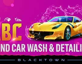 #639 for Upgrade Car Wash Logo Design by Roshei