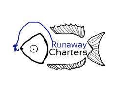 Nro 190 kilpailuun Runaway Charters Logo käyttäjältä RayaLink