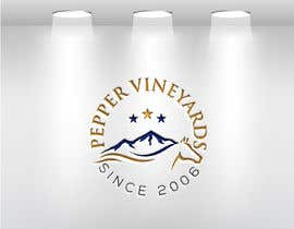 #46 for Logo for small family winery af abubakar550y
