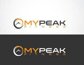 #229 para Design a Logo for mypeak fitness por LOGOMARKET35