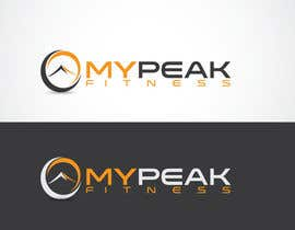 #230 for Design a Logo for mypeak fitness af LOGOMARKET35