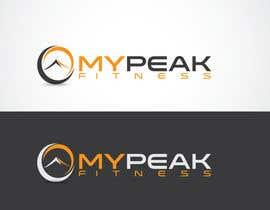 #230 para Design a Logo for mypeak fitness por LOGOMARKET35