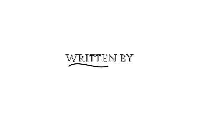 Penyertaan Peraduan #                                        4                                      untuk                                         Written By logo  - 28/07/2021 19:35 EDT
