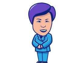 #39 untuk Photo to Caricature image for use in html projects oleh schenura8