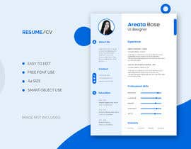 #37 for Build me a Template to present CV's of candidates on af pabasasra