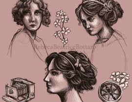 nº 22 pour 50 illustrations for a book par RebecaBeatriceB