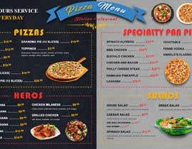 #61 cho Create an Italian restaurant (pizza, etc.) menu to be displayed on a TV bởi arghyab43
