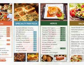 #19 cho Create an Italian restaurant (pizza, etc.) menu to be displayed on a TV bởi AnayBhowmick