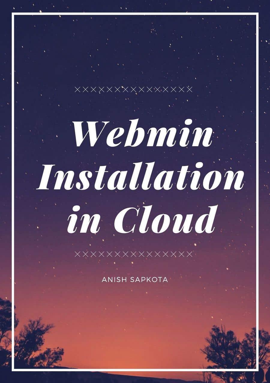 Penyertaan Peraduan #                                        3                                      untuk                                         WEBMIN installation on Virtual machine for cloud computing