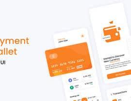 Azim347 tarafından Design a payment wallet ui için no 16