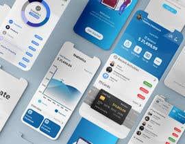 YassineChettouch tarafından Design a payment wallet ui için no 34
