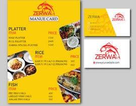 Nro 20 kilpailuun Manue card ,Brousher, business card, käyttäjältä shuvohossin205