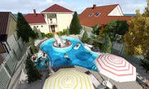Proposition n° 48 du concours 3D Animation pour Do 3d render for pool in sketchup, vray,  lumion or similar softwares.
