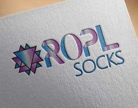#170 pentru Create a logo for a clothing brand (designer socks) de către tasmimarahman1