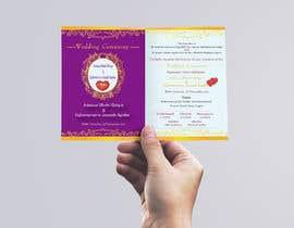 Nro 16 kilpailuun create wedding invitation card käyttäjältä yunusmiah