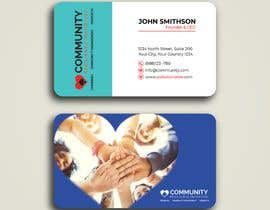 #306 for Business Card Design by anichurr490