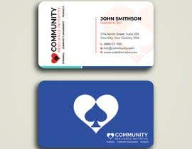#311 for Business Card Design by anichurr490