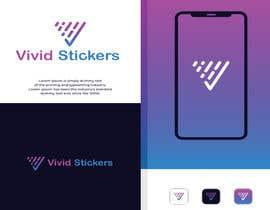#18 untuk Logo design for a sticker company oleh Engineershahed