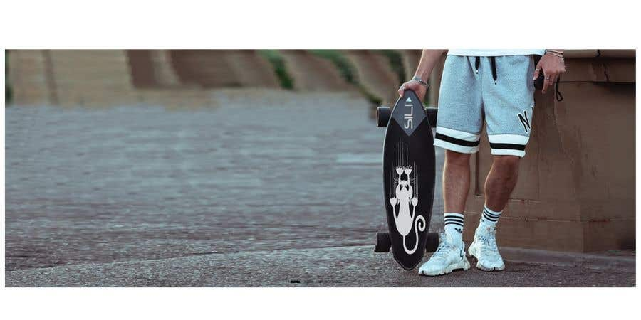 Konkurrenceindlæg #                                        11                                      for                                         Design Electric Skateboard Grip Tape (top of skateboard)