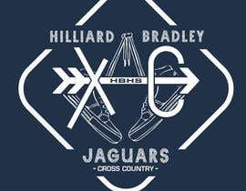 #22 for Tee shirt design - Hand Drawn Design converted into a vector -- Hilliard Darby CC af TheLeader007