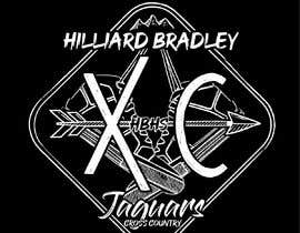 #200 for Tee shirt design - Hand Drawn Design converted into a vector -- Hilliard Darby CC af marumalu